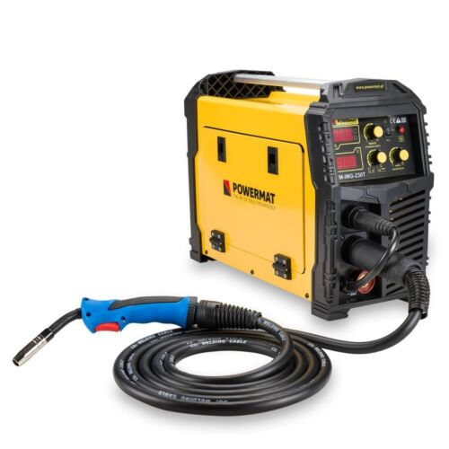 POWERMAT 230T MIG MAG FCAW TIG MMA ARC welder inverter 230AMP MIG220 5in1 VAT0 <br/> MIG MAG TIG WIG MMA ARC Welding ONLY FOR VAT BUSINESS!!