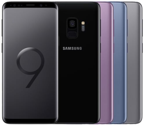 Samsung Galaxy S9 SM-G960F/DS Dual Sim (FACTORY UNLOCKED) 5.8&quot; QHD 64GB 4GB RAM  <br/> in Stock ✤ Worldwide Shipping ✤ USA Seller