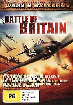 Battle of Britain DVD R4 New Sealed