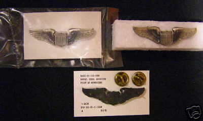Air Force Pilot Wings Qualification Badge / aviation SOriginal Period Items - 13983