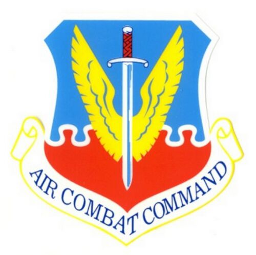 Air Combat Command DecalReproductions - 156470