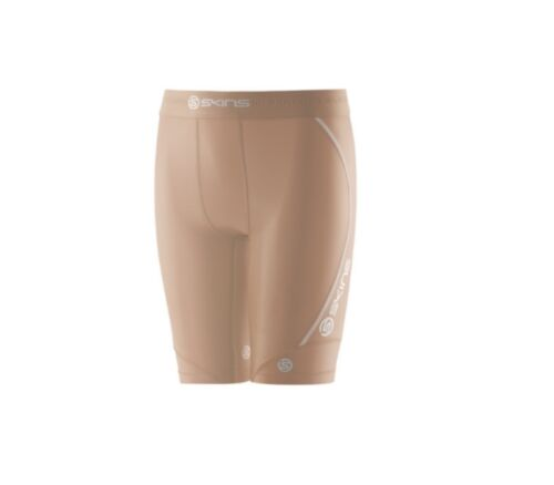 Skins DNAmic Youths Half Tights (Neutral) + FREE AUSTRALIA DELIVERY!
