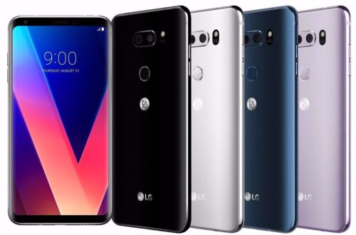 LG V30+ H930DS 128GB (FACTORY UNLOCKED) 6.0&quot; 4GB RAM - Silver Black Violet Blue <br/> ✤ in Stock ✤ FedEx Shipping ✤ USA Seller ✤