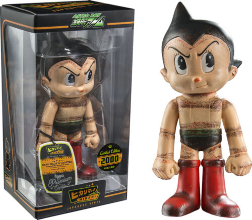 "ASTRO BOY - Distressed 8"" Hikari Japanese Vinyl Premium Figure (Funko) #NEW"