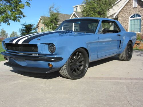 1965 Ford Mustang Pro-Touring Maier Racing Widebody Resto-Mod 1965 Ford Mustang Pro-Touring Maier Racing Widebody Resto-Mod Coupe 450 hp V-8
