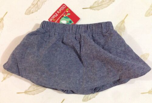 Ollies Place Baby Girls Skirt With Nappy Cover Newborn 0000 New