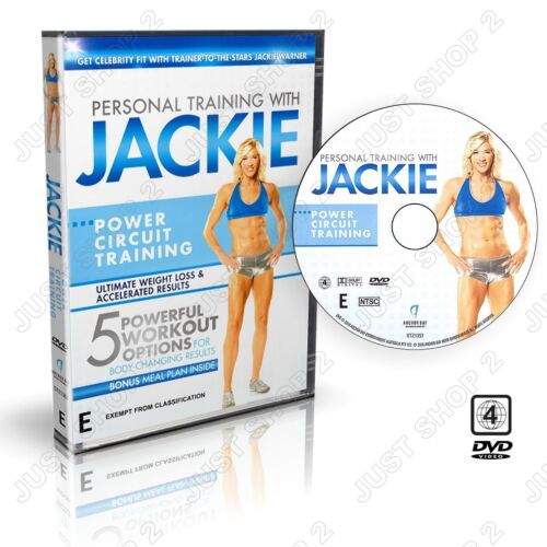 Jackie Power Circuit Training : Ultimate Weight Loss : New Exercise DVD