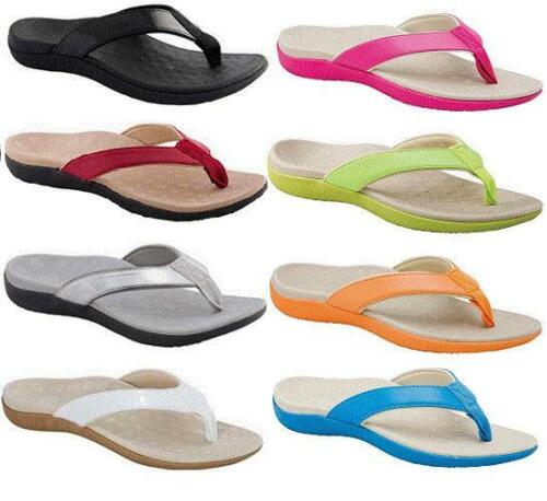 Scholl Orthaheel Sonoma Thong - CHOOSE COLOUR & SIZE - Orthotic - Brand New