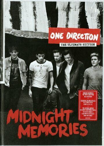 One Direction - Midnight Memories (Deluxe Edition) (CD + DVD) SONY MUSIC