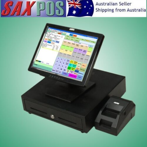 SAXPOS Complete POS System for Takeaway: Pizza, Fish & Chips, Cafe, Restaurant