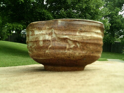 Hand Thrown -  Stoneware - Signed - Bowl - Free Shipping