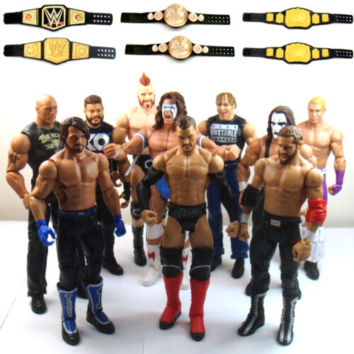 WWE WWF NXT Wrestling Kid Child Toys Mattel Action Figures WrestleMania Figurine