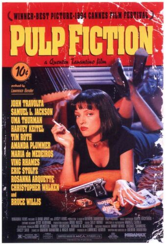 PULP FICTION. dvd.