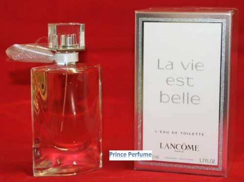 LANCOME LA VIE EST BELLE EDT VAPO NATURAL SPRAY - 50 ml