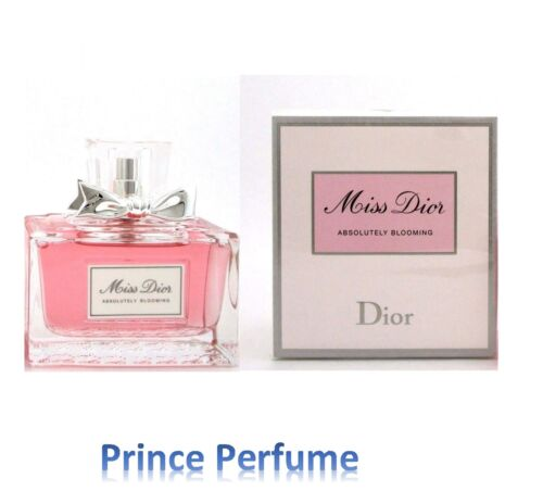MISS DIOR ABSOLUTELY BLOOMING EDP VAPO SPRAY - 100 ml