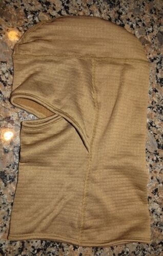 Military Grid Fleece Coyote brown Face Shield Balaclava Generation III Level 2 Other Current Field Gear - 36071