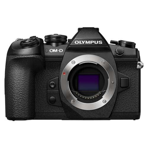 Olympus OM-D E-M1 (BODY)(MK 2) Mirrorless Camera with AUST OLYMPUS WARRANTY