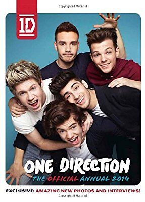 One Direction: The Official Annual 2014 (Annuals 2014), , Used; Very Good Book