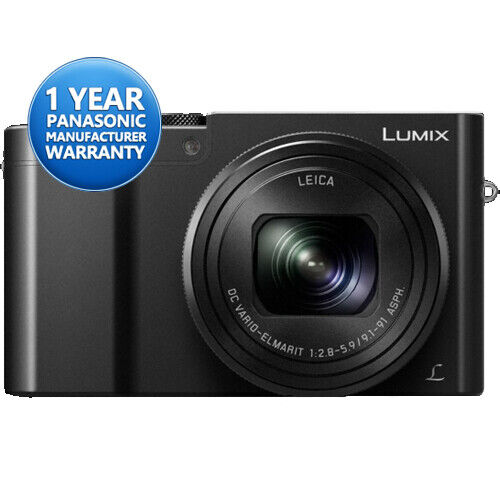 Panasonic DMC-TZ110GNK Zoom Camera (AUST STK)