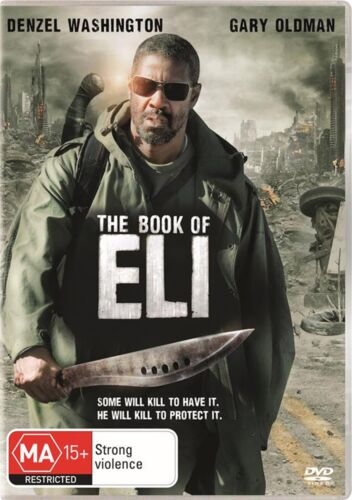The Book of Eli DVD Region 4 NEW