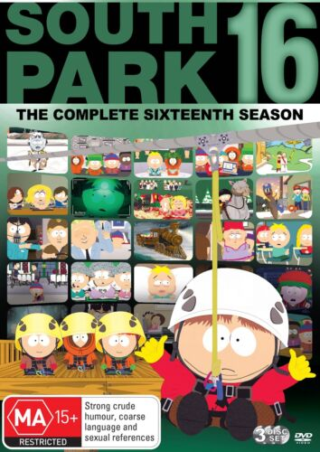 South Park Series 16 DVD Region 4 NEW