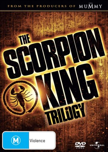 The Scorpion King / The Scorpion King 2 Rise of a Warrior / The DVD Region 4