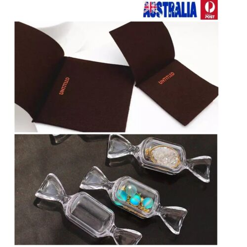High Quality Jewellery Package - Velvet Pouch Bag - Xmas Present Gift PackOther - 98863