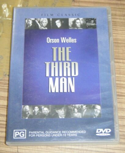 Pre Owned DVD - The Third Man [A3]