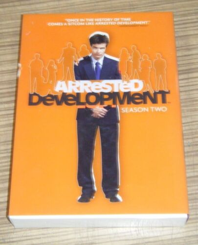 Pre Owned DVD - Arrested Development: Season Two [A4]