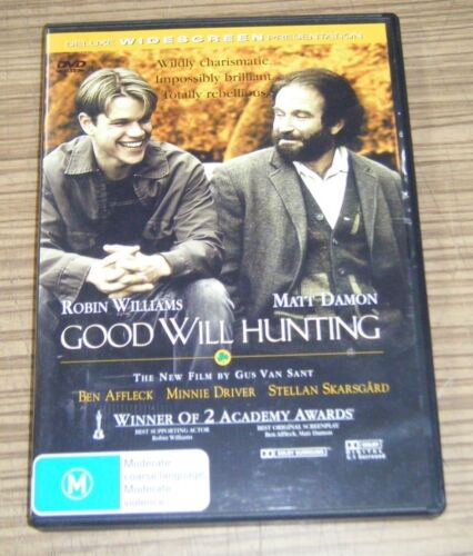 Pre Owned DVD - Good Will Hunting [A2]