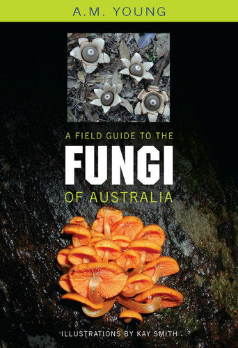 NEW A Field Guide to the Fungi of Australia By Tony Young Paperback