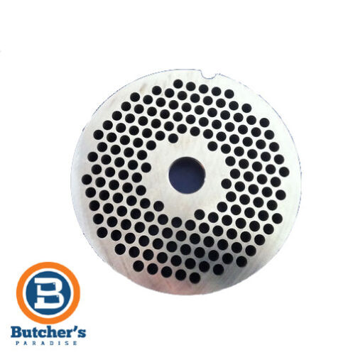 BUTCHER'S #42 MINCER PLATE-3MM(NEW)