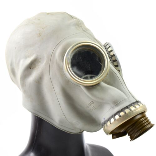 Soviet Russian USSR Gas Mask face respiratory protection cosplay costume MEDIUM Masks - 70985