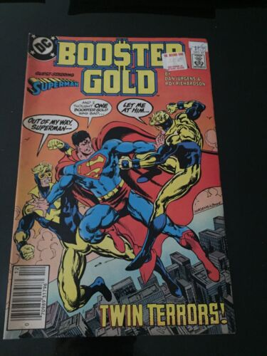 Dc Comic Booster Gold # 23