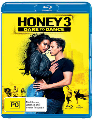 Honey 3: Dare to Dance  - BLU-RAY - NEW Region B