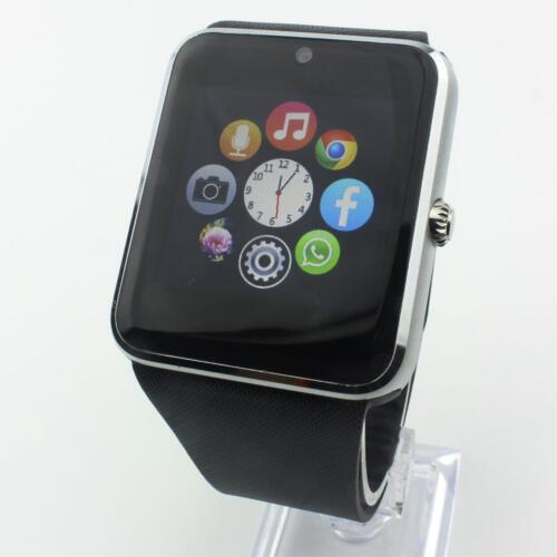 New Model 2019 GT08 Bluetooth Smart Watch Phone Wrist watch for Android and iOS <br/> ✔11,000+ Sold✔Go for 2018✔Facebook ✔Whats app✔Camera✔