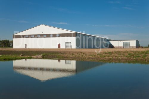 DuroBEAM Steel 100x100 Metal Rigid Frame Clear Span Commercial Buildings DiRECT