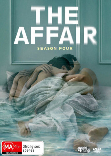 The Affair: Season 4  - DVD - NEW Region 4