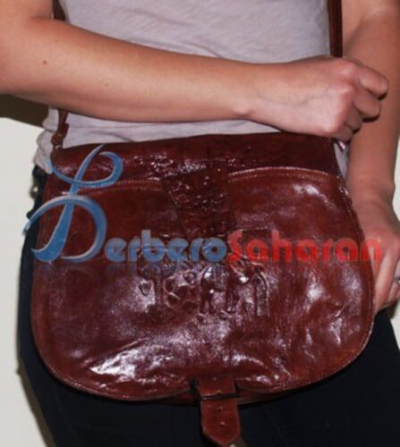 Genuine Algerian handmade leather women handbag available worldwide