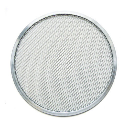 "Pizza Screen / Tray, 12"" / 304mm, Aluminised Steel Mesh, Round Pizzas / Plate"