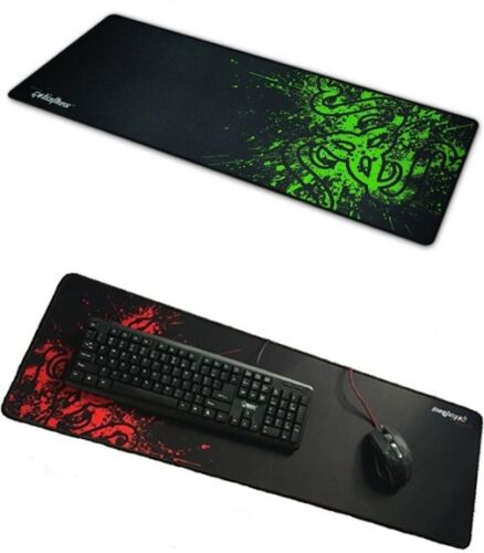 Extra Large Size Gaming Mouse Pad Desk Mat Anti-slip Rubber Speed Mousepad OZ