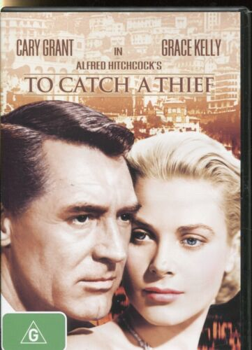 To Catch A Thief (DVD, 2004)  - Cary Grant, Grace Kelly, Jessie Royce Landis