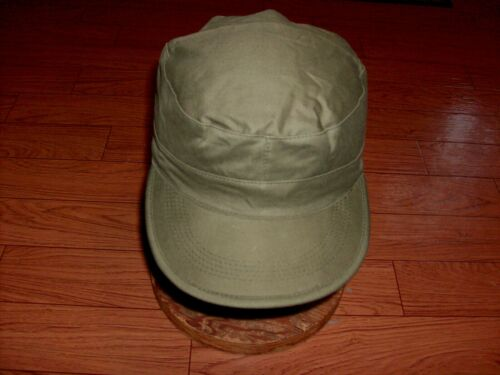 U.S ARMY STYLE M-51 MILITARY WINTER COLD WEATHER HAT OD GREEN EAR FLAPSHats & Helmets - 36076