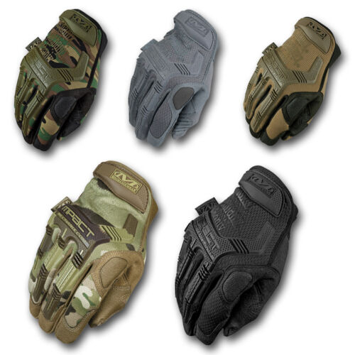 MECHANIX WEAR M PACT TACTICAL GLOVES ARMY MILITARY SHOOTING COLD WEATHER GLOVE