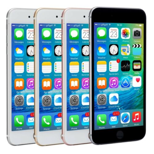 Apple iPhone 6s Plus Smartphone-Choose AT&amp;T Sprint T-Mobile Verizon GSM Unlocked <br/> 30-Day Warranty - Free Charger &amp; Cable - Easy Returns!