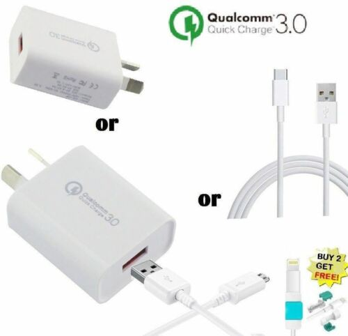 Genuine SAMSUNG ADAPTIVE FAST Charger Wall Adaptr For S9 S8 7 6 Edge Note 9 5 9V <br/> (For Galaxy N8 S9+ )15% OFF BUY 2 +FREE CABLE PROTECTOR