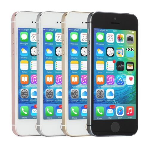 Apple iPhone SE Smartphone (Choose Verizon GSM Unlocked T-Mobile AT&T Sprint) 1