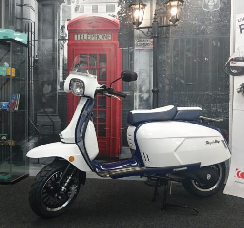 Royal Alloy Carnaby Scooter Special GP125  <br/> Finance Available - FREE ALARM FITTED