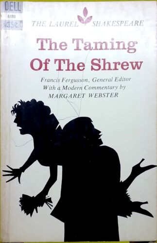 The Taming of the Shrew The Laurel Shakespeare Vintage Paperback 6th print 1964