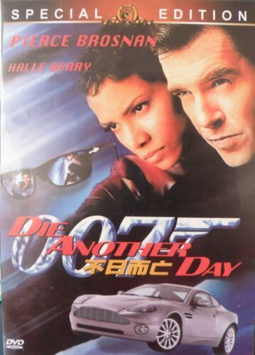 Die Another Day DVD 007 * Many More Great DVDs In Store *